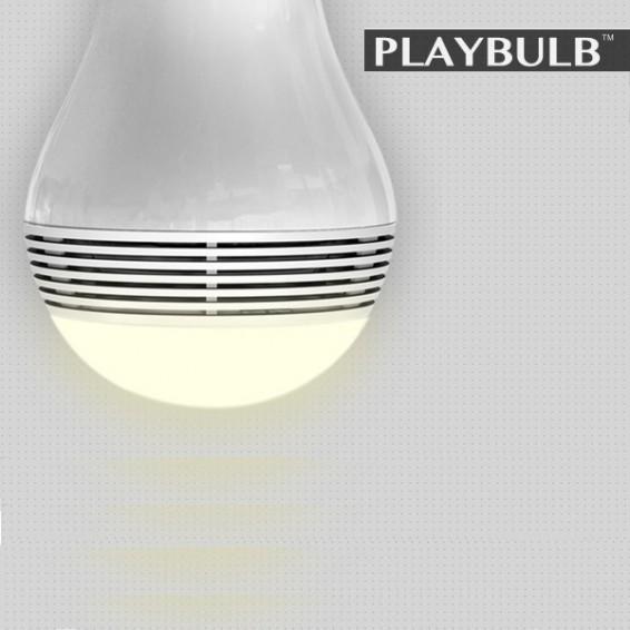 หลอดไฟลำโพง mipow playbulb