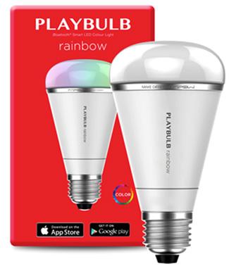 playbulb rainbow หลอดไฟ LED บลูทูธ