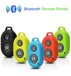 remote shutter รีโมท เซลฟี่