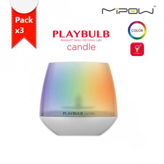 playbulb candle pack3