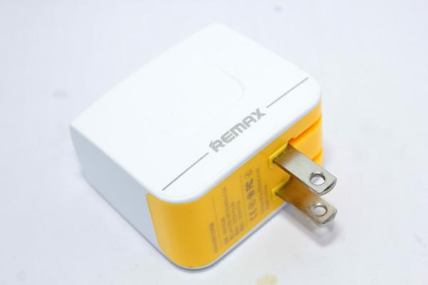 หัวชาร์จ remax usb charger