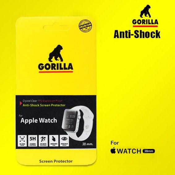 ฟิล์ม กันกระแทก gorilla anti shock apple watch