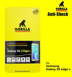 ฟิล์ม gorilla anti shock galaxy s6 edge plus