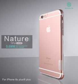 เคสใส iphone 6s nillkin nature tpu Clear