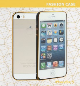 เคสบัมเปอร์ ไอโฟน5s เคสอลูมิเนียม