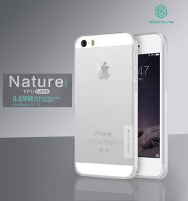 เคสใส iphone se nillkin nature tpu