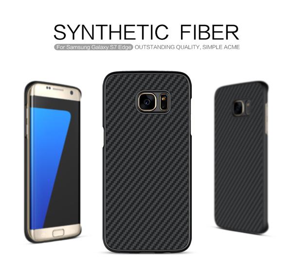 เคสซัมซุง s7 edge ลายเคฟล่า nillkin synthetic fiber