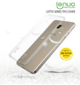 เคสใส ซัมซุง a9 pro lenuo tpu clear
