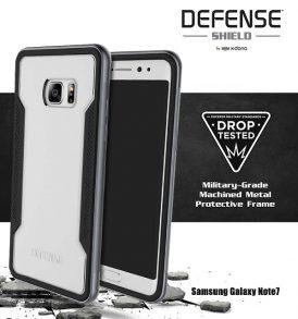 เคสซัมซุง note7 x doria defense shield