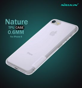 เคสใส iphone8 nillkin nature tpu clear