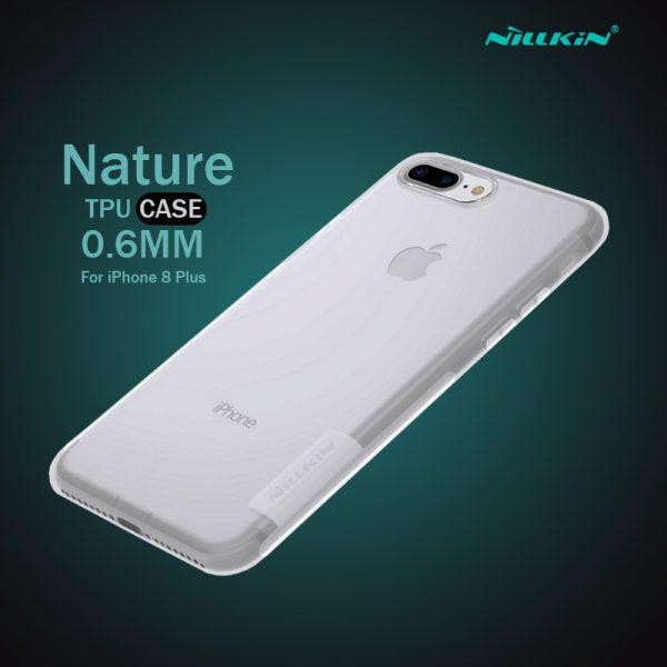 เคสใส iphone8 plus nillkin nature tpu clear