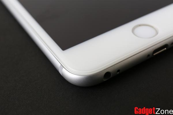 ฟิล์มกระจก แบบด้าน iphone 6s plus gorilla New 3D Real Curved เต็มจอคลุมขอบ