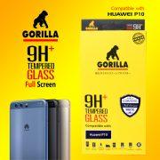 ฟิล์มกระจก huawei p10 gorilla corning