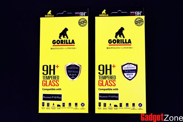 ฟิล์มกระจก huawei p10 plus gorilla corning