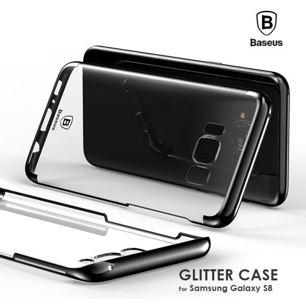 เคส s8 baseus glitter pc case