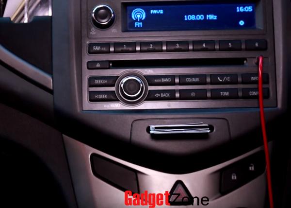 x5 wireless car kit