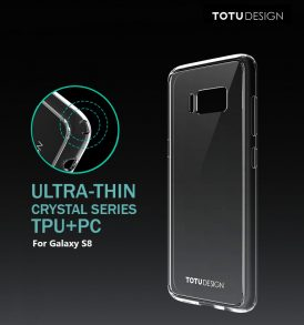 เคสใส กันกระแทก s8 totu ultra thin tpu pc