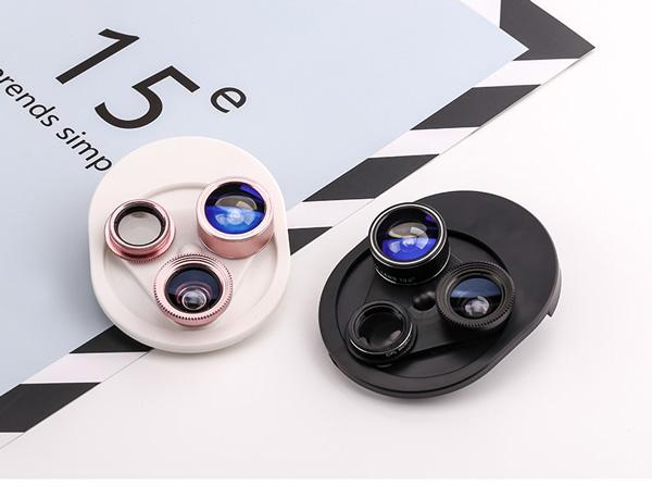 เลนส์เสริมมือถือ zzma camera clip lens 4in1