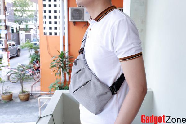 กระเป๋าคาดอก osoce b13