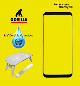 ฟิล์มกระจก gorilla uv s8+