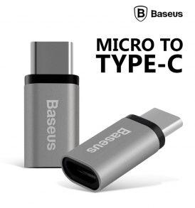 หัวแปลง micro to type c