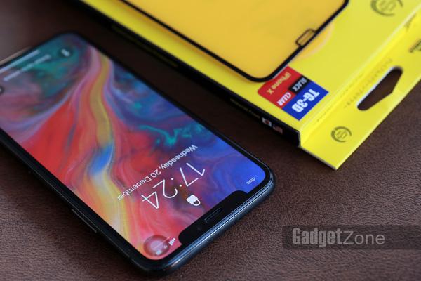 ฟิล์มกระจก gorilla 3d iphone x