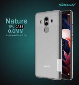 เคสใส mate10 pro nillkin nature tpu clear