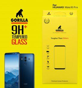 ฟิล์มกระจก mate 10 pro gorilla