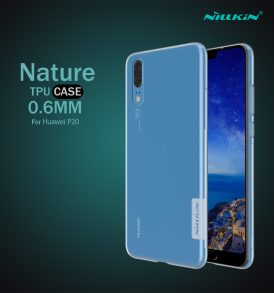 เคสใส p20 nillkin nature tpu clear