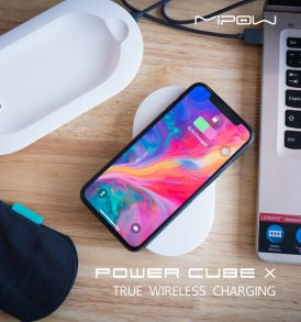 mipow wireless power cube x