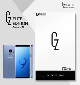 ฟิล์มกระจก s9 gz elite edition type2