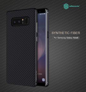 เคส note8 ลายเคฟล่า nillkin synthetic fiber