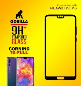 ฟิล์มกระจก p20 gorilla corning tg full