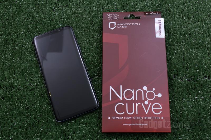 ฟิล์ม s9 protection labs nano curve